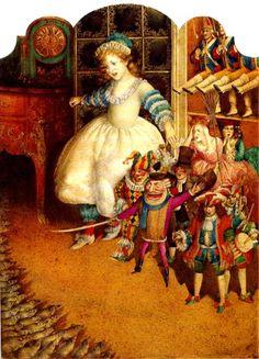 Gennady Spirin The Nutcracker Character Illustration, Illustration Art, Wave Drawing, Nutcracker Sweet, Merry Christmas, Fairytale Art, Russian Art, Illustrations, Christmas Pictures