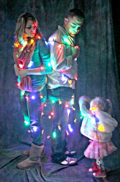 90 best Things Wrapped in Christmas Lights images on Pinterest ...