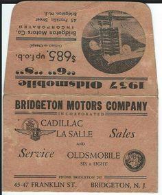 Bridgeton motors