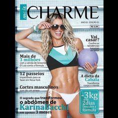 #Repost @revistamaischarme foto de @fabiocerati  Revista Mais Charme nas bancas !!! Nossa capa Karina Bacchi  dá  dicas de como faz para manter a forma  e muito mais... Já nas bancas e estabelecimentos de São Paulo.  #revistamaischarme #padariabrasileira #vilainca #cantordaniel #neymar  #camilacoutinho #padariabrasileira #padariaorganica #academiavip #academiamonday #academiarunnermogi #academiarunner #padariasenhorpao #padariamadalena #italia #pastanostra #bioritmo #bioritmooficial…