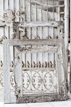 ♥ gorgeous antique frames