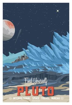 By michael murdock solar system travel posters in 2019 плака Space Tourism, Space Travel, Disco Party, Posters Conception Graphique, Aesthetic Space, Travel Aesthetic, Space And Astronomy, Nasa Space, Travel Drawing