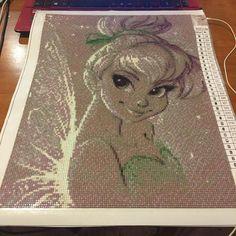 5D Diamond Painting Kits Full Drill Diamond Embroidery for Adults,Disney Aladdin Diamond Dotz Kit Cross Stitch Arts Craft 16x12 Inch 7