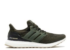 Breathable and Durable Adidas Ultra Boost 3.0 Night Cargo
