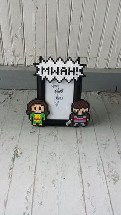 Couples Picture Frame - Rogue and Gambit