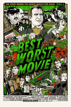 Best Worst Movie: The Making of Troll 2.