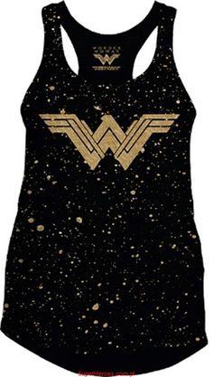 Tank Wonder Woman