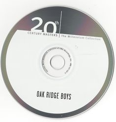 Oak Ridge Boys The Best .. Millennium Collection 2000 CD Professionally Cleaned