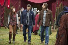 Felicia on Supernatural Season 8 Spoilers — Dean and Sam LARPing Costumes - TVLine