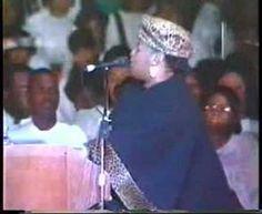 """Bishop Richard """"Mr. Clean"""" White & Twinkie Clark"""