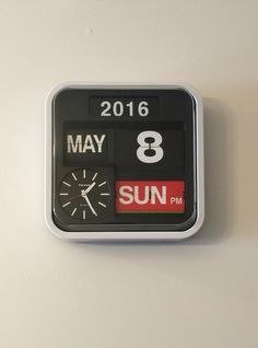 Flip Clock, Happy Mothers Day, Showroom, Clocks, Beautiful Homes, Messages, Shop, House Of Beauty
