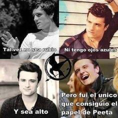 The Hunger Games Hunger Games Memes, Hunger Games Trilogy, I Love Books, Good Books, My Books, Juegos Del Ambre, Hunter Games, Funny Spanish Memes, Book Memes