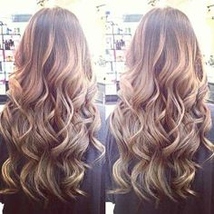 Brown over Brown - Hairstyles and Beauty Tips