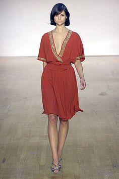 Costello Tagliapietra Spring 2007 Ready-to-Wear Fashion Show - Patricia Schmid