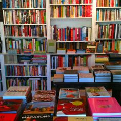 Omnivore bookshop San Francisco