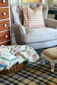 Savvy Southern Style: Fall Around the Sun Room