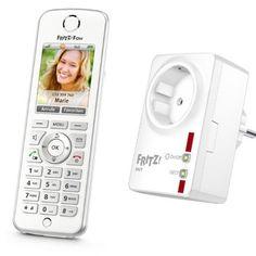Set C4-Telefon und Steckdose 200 - http://on-line-kaufen.de/products/avm-fritz-fon-c4-telefon-farbdisplay-beleuchtete-8