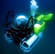 Submersibles are smaller forms of submarines. Submersibles are used for short trips of exploration underwater. They do not have living facilities and that is why they are not for long explorations. They are used to explore deep parts of the ocean that have a lot of pressure.