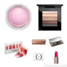 Makeup Tip Featuring Mac Cosmetics Eyeshadow Mac Cosmetics Lancôme Lip Gloss And Urban Decay From December 2016 #beauty #makeup