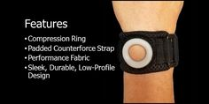 Don't Let Wrist Pain Stop You in Your Tracks THE BULLSEYE WRIST BAND RELIEVES ULNAR-SIDED WRIST PAIN THROUGH TARGETED COMPRESSION MADE POSSIBLE BY OUR UNIQUE SILICONE RING DESIGN.  Try the Bullseye Wrist Band for relief from:  TFCC Injuries Postoperative pain Sports injuries Ulnar-sided Wrist Pain Repetitive use trauma