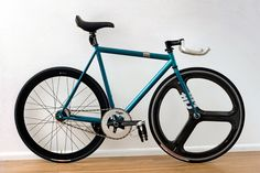 via Teal Affinity Lo Pro on velospace