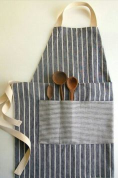 ...I never realized how present aprons are in my imagined scenarios of future kitchen escapades.