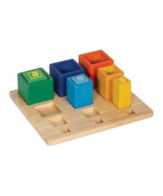 Take a look at this Nest & Stack Cube Set today!