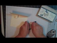 video on how to make any pop up card - so easy!