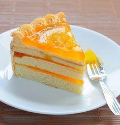 Pastel de Naranja Te enseñamos a cocinar recetas fáciles cómo la receta de Pastel de Naranja y muchas otras recetas de cocina.