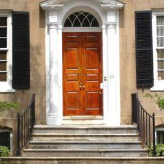 Charleston door...my own pics:)