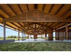 The Dixon Water Foundation Josey Pavilion | AIA Top Ten