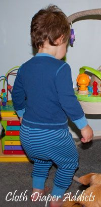 Pocket Diapers and Double Stuffing (Cloth Diaper Addicts)