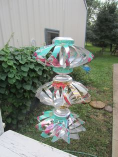 Metal whirligigs with plans and patterns whirligig for Aluminum can crafts patterns