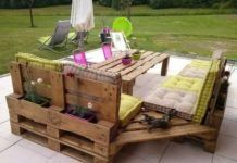 Móveis de paletes: 8 ideias para a sua casa