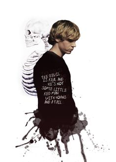 Tate Langdon in AHS 1 Murder House