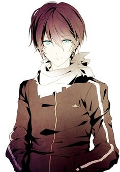 (๑・㉨・๑) ✮ ANIME ✮ Yato from Norigami