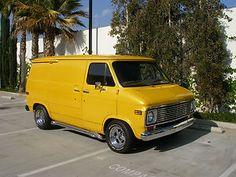 Chevrolet : G20 Van Shorty