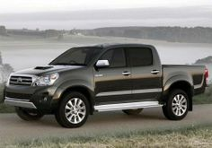 Pictures of the 2015 #Toyota #Hilux are starting to surface and we like what we see.