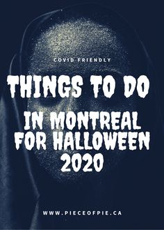 We have a list of all the great things to do in Montreal for Halloween! #Laval #illumi #Montreal #halloween2020 #thingstodo #montrealtourism @visitmontreal