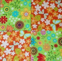 cómo planchar las labores de patchwork