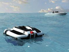 El Super Yacht Sub 3 es una cómoda forma de descubrir el mundo marino.