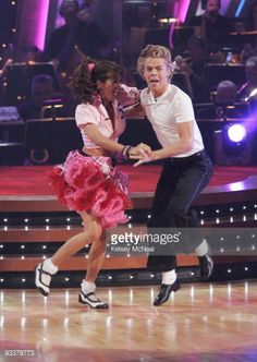 News Photo : STARS - 'Episode 705' - On week five of 'Dancing...