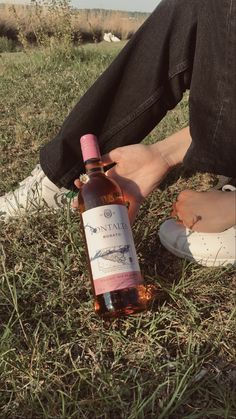 a day at the lake Whiskey Bottle, Wine, Day