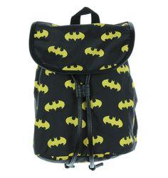 DC Comics Batman Logos Mini Slouch Backpack