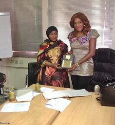 Chika Ike named Ambassador for Refugee and Displaced persons