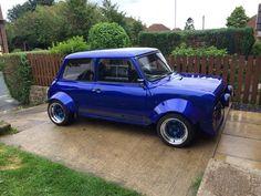 Minis, Classic Mini, Classic Cars, Mini Morris, Mini Copper, Mini Clubman, Mini One, Weird Cars, Automobile