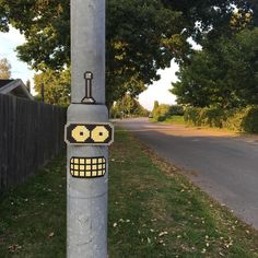 Street Art Utopia » We declare the world as our canvas » 87 Perler Bead Collection – By Pappas Pärlor