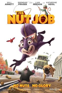 The Nut Job DVD Release Date