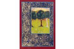 Imran Qureshi Art | Imran Qureshi's artwork titled Threatened. Courtesy Imran Qureshi and ...