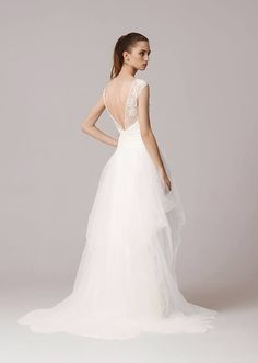 Gilli wedding dress from Anna Kara wedding dresses 2016 -  see the rest of the collection on www.onefabday.com